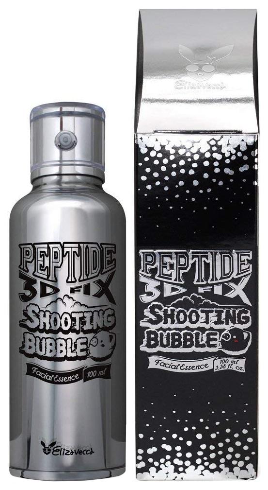 Купить Эссенция для лица Elizavecca Peptide 3D Fix Shooting Bubble Facial Essence 100 мл