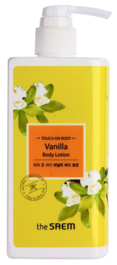 Лосьон для тела The Saem Touch On Body Vanilla Body 300 мл
