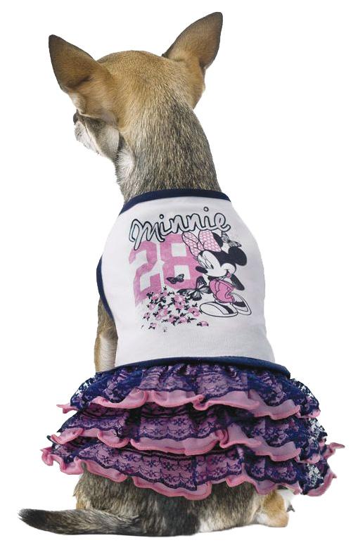 Платье для собак Triol размер M женский,