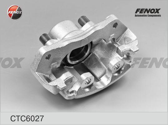 Тормозной суппорт FENOX CTC6027 передний левый