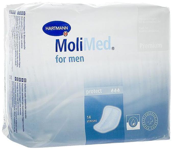 hartmann molimed premium for men active урологические