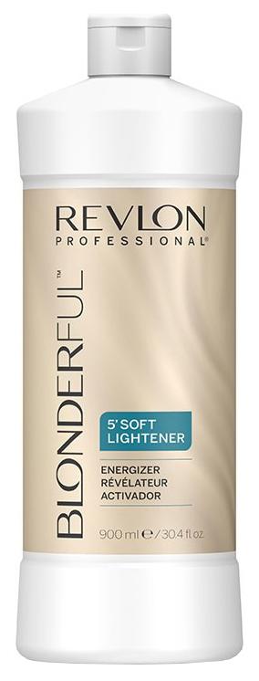 Проявитель Revlon Professional Blonderful Soft Lightener Energizer 4,5% 900 мл фото