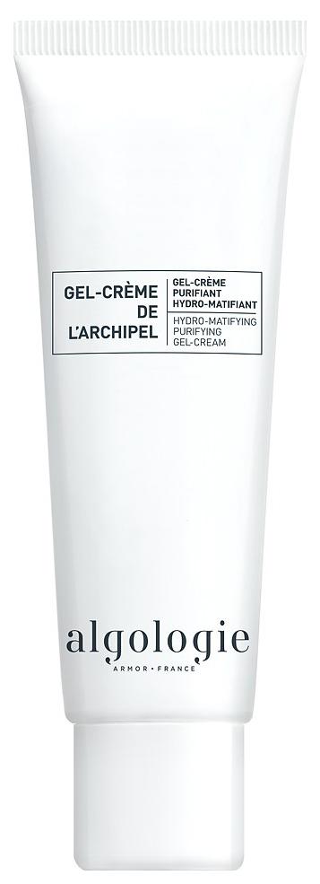 Купить Крем для лица Algologie Увлажняющий матирующий для жирной и смешанной кожи 50 мл