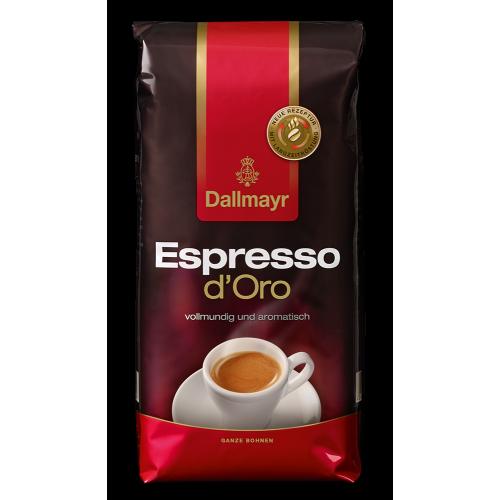Кофе в зернах Dallmayr espresso d\'oro 1 кг