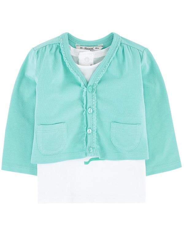Комплект одежды MAYORAL Бирюзовый р.80