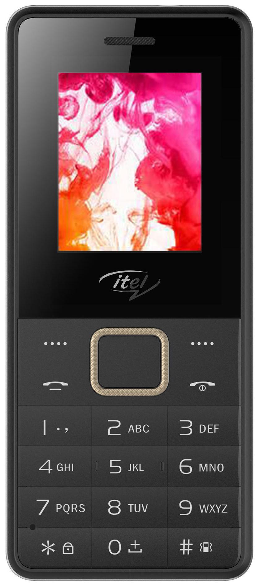 ITEL IT2160 DS BLACK