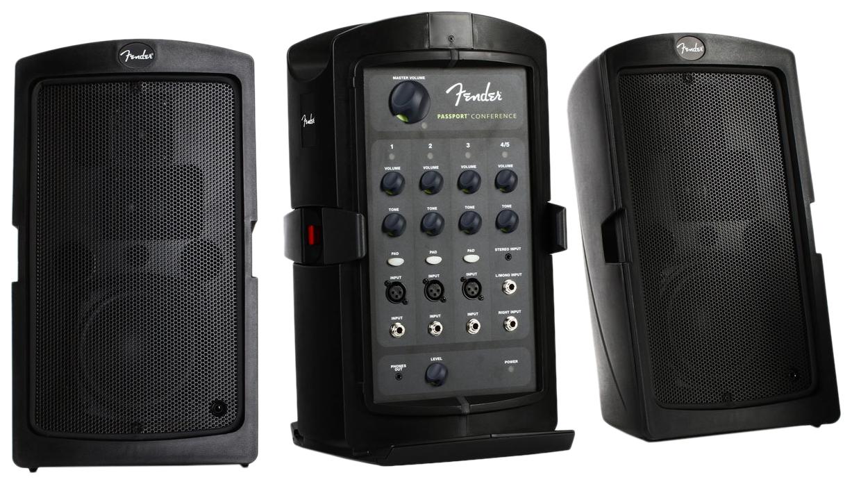 Активная акустическая система Fender Passport Conference