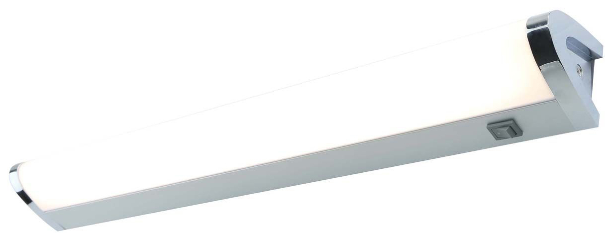 Подсветка для картин светодиодная Arte Lamp Coursive A1407AP-1CC Хром/Белый