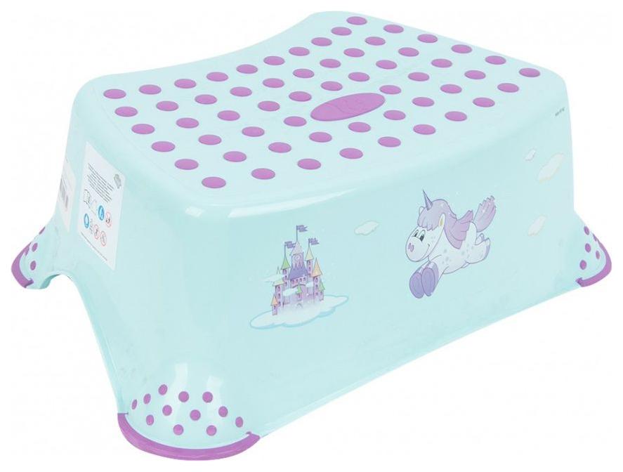 Купить Подставка детская keeeper Единорог Аквамарин, Аксессуары для купания