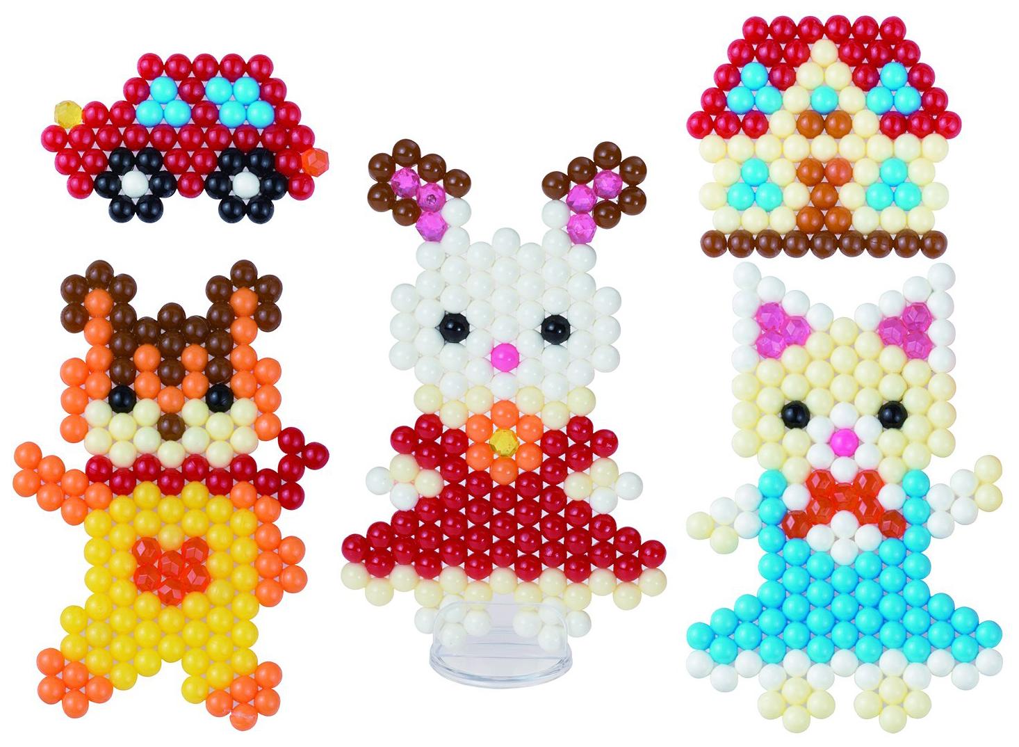 Набор для детского творчества Aquabeads Персонажи Sylvanian Families фото