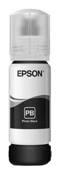 Чернила для струйного принтера Epson C13T01L14A, черные,