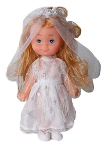 Купить Кукла невеста 17 см Play Smart Д39851, PLAYSMART, Классические куклы