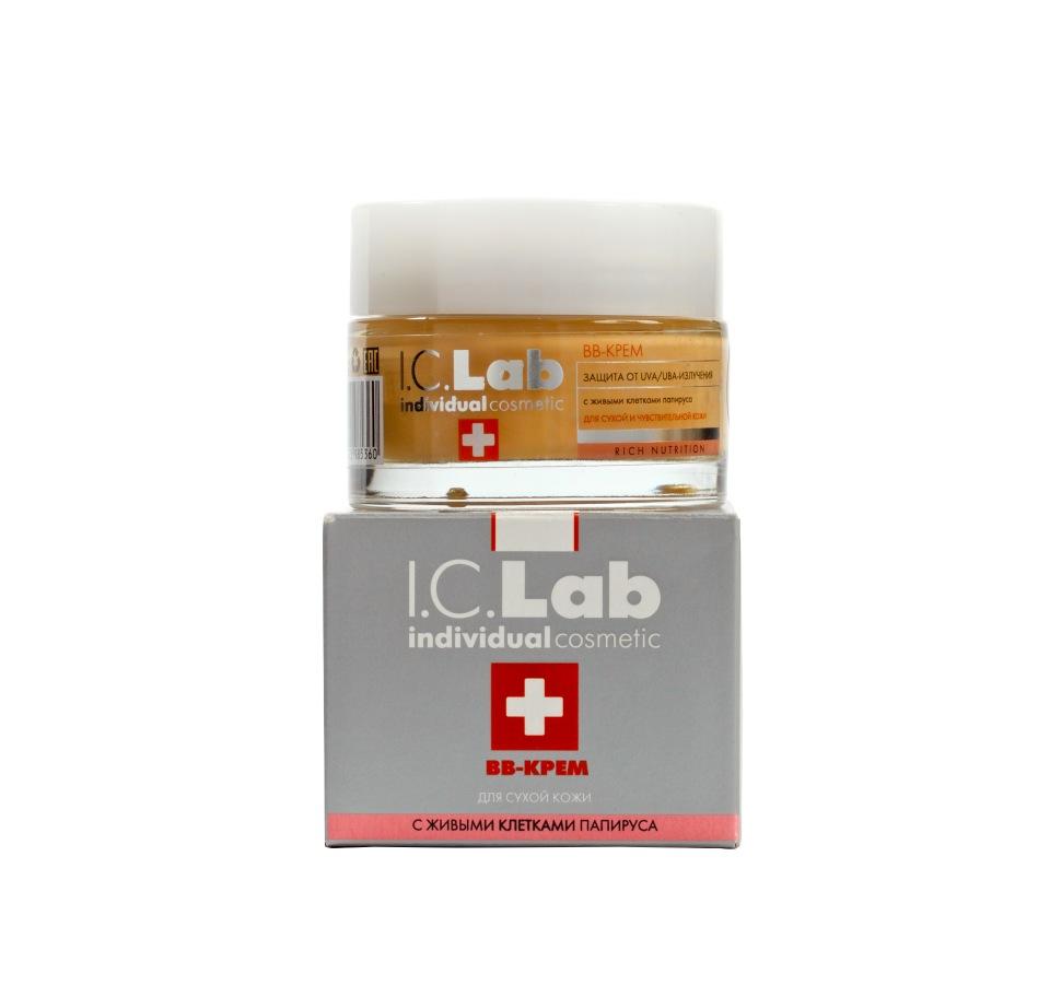ВВ-крем для сухой кожи лица I.C.Lab Individual cosmetic