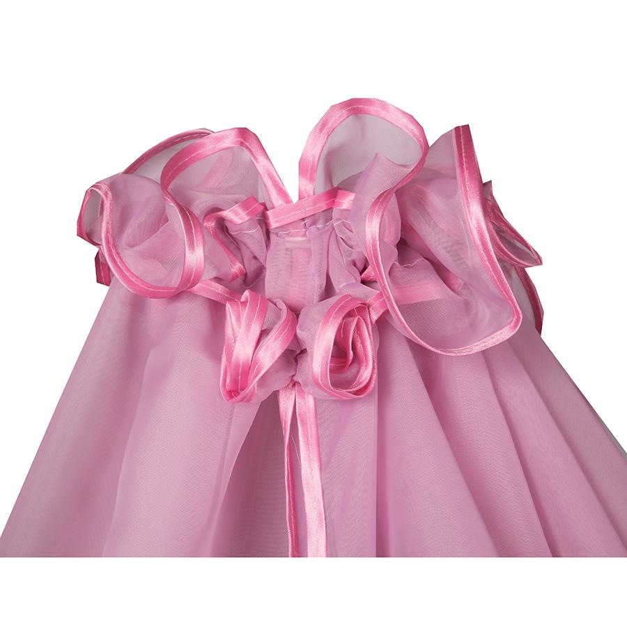 Балдахин для детской кроватки BAMBOLA 150x400 Розовый 188