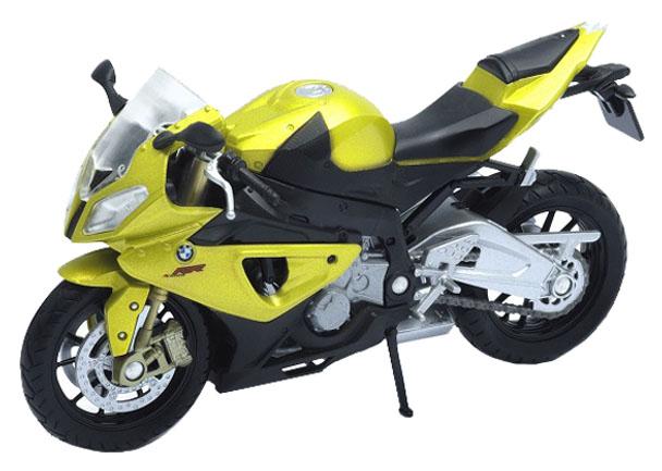 Купить Модель Мотоцикла BMW S1000RR Welly 12810P, Коллекционные модели