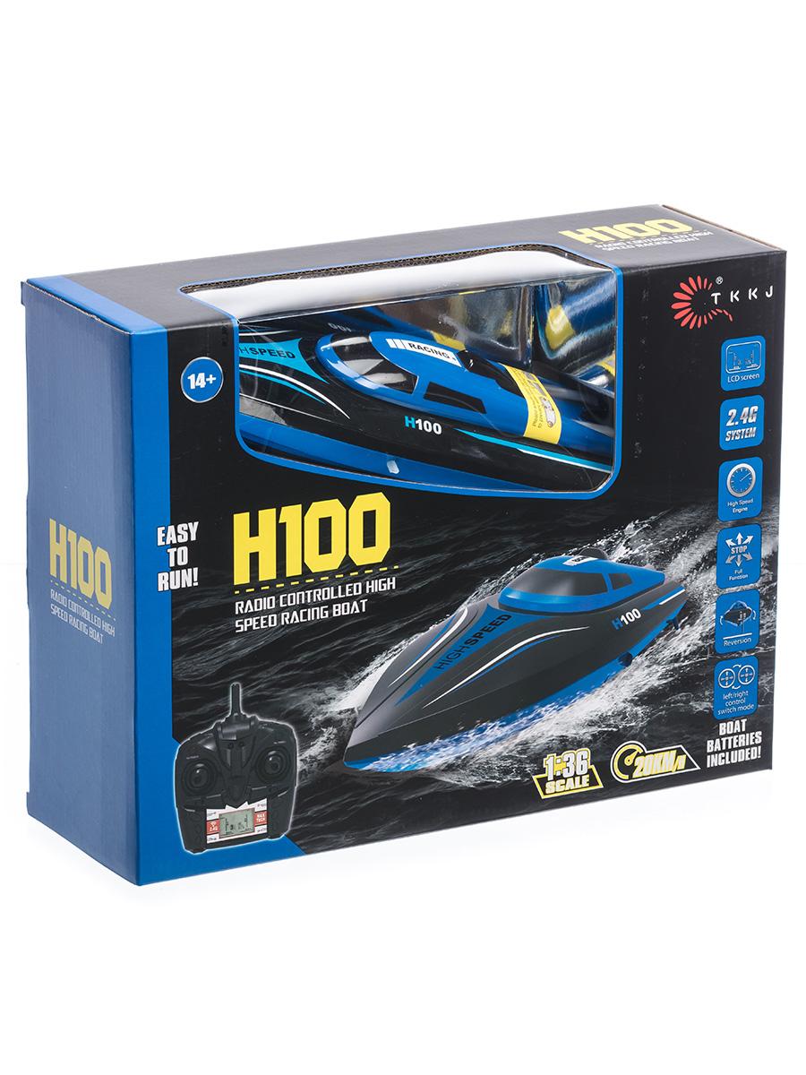 Купить Скоростной катер Blue Sea Ураган на радиоуправлении, Радиоуправляемые катера