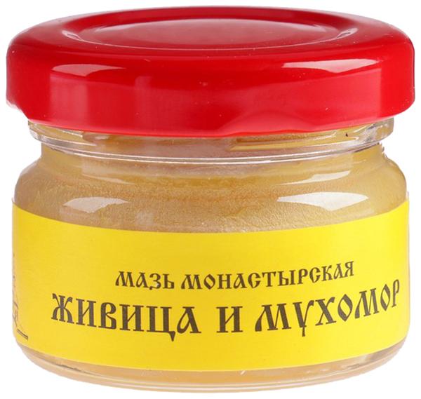 Мазь Монастырская Бизорюк Фабрика здоровья Живица