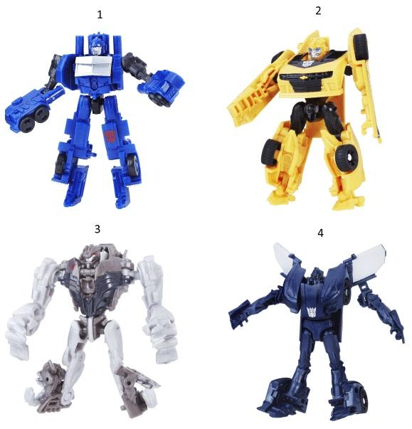 Купить Фигурка Tranformers Hasbro Последний рыцарь Легион C0889 в ассортименте, Transformers, Игровые фигурки