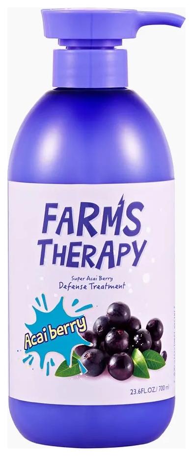 Кондиционер для волос Farms Therapy Ягода асаи 700 мл