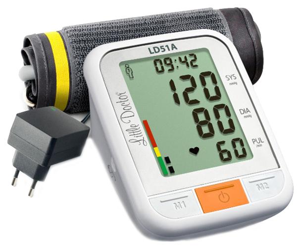 Тонометр Little Doctor LD51A автоматический на плечо