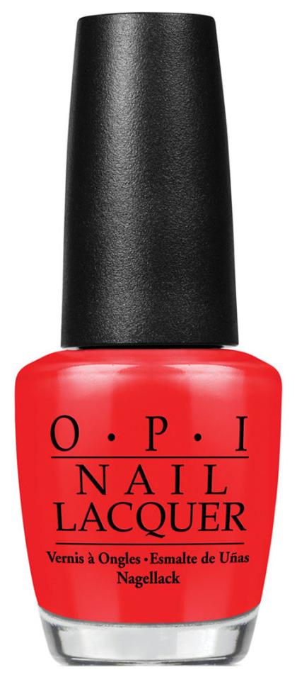 Лак для ногтей OPI Nail Lacquer NLH70 Aloha From OPI 15 мл фото