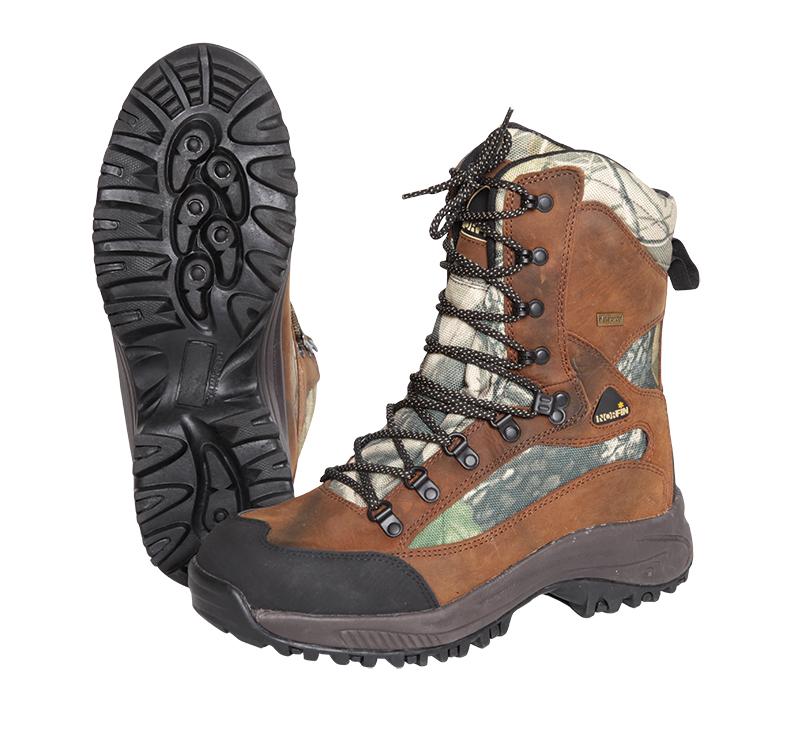 Ботинки для рыбалки и охоты Norfin Trek, коричневый, 43 RU фото