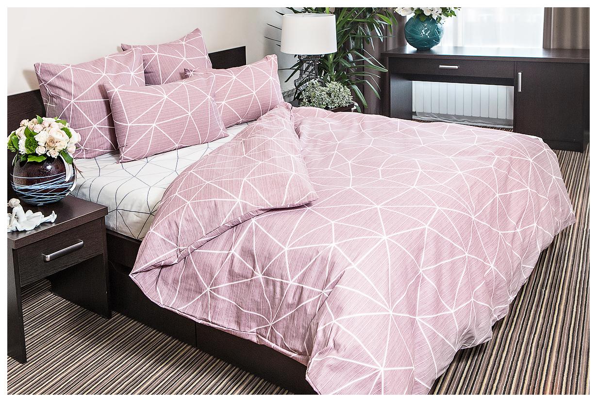 Комплект постельного белья Ночь Нежна Грани 7352