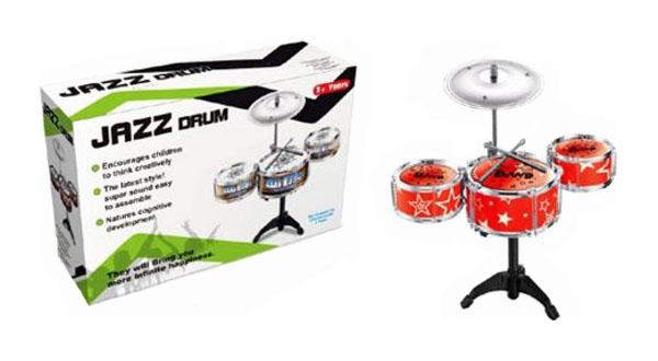 Купить Барабан игрушечный Shantou TH688-2, Shantou Gepai, Детские музыкальные инструменты