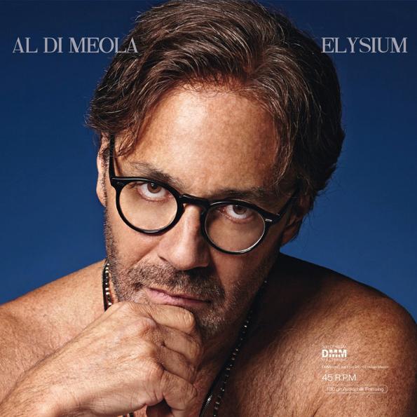 Виниловая пластинка Al Di Meola Elysium (2LP), Медиа  - купить со скидкой