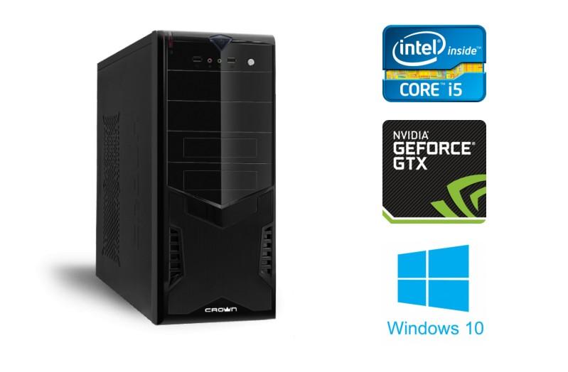 Игровой системный блок на Core i5 TopComp PG 7847301  - купить со скидкой