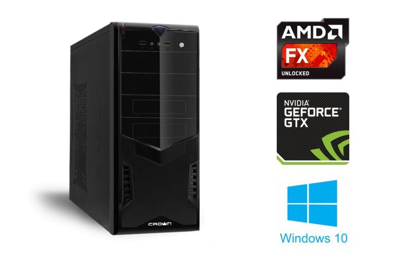Настольный игровой компьютер TopComp MG 5852781