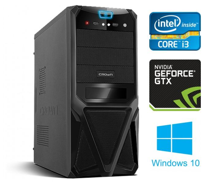 Игровой системный блок на Core i3 TopComp PG 7846893  - купить со скидкой