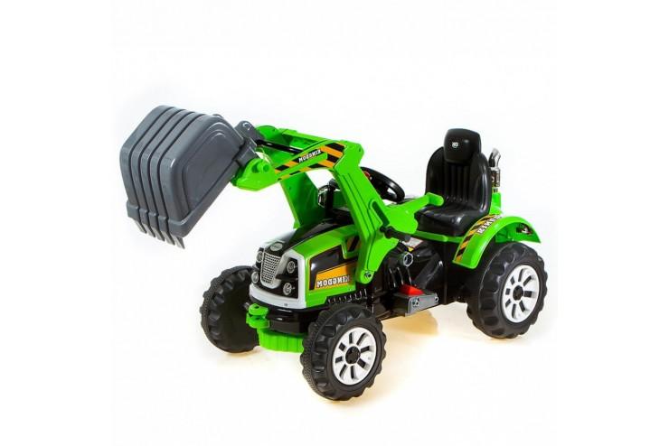 Купить Детский электромобиль трактор на аккумуляторе Jiajia JS328B-G,
