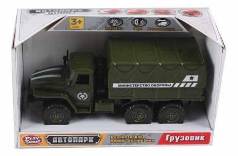 Купить Р41437, Машина военная Play Smart р41437, PLAYSMART, Военный транспорт