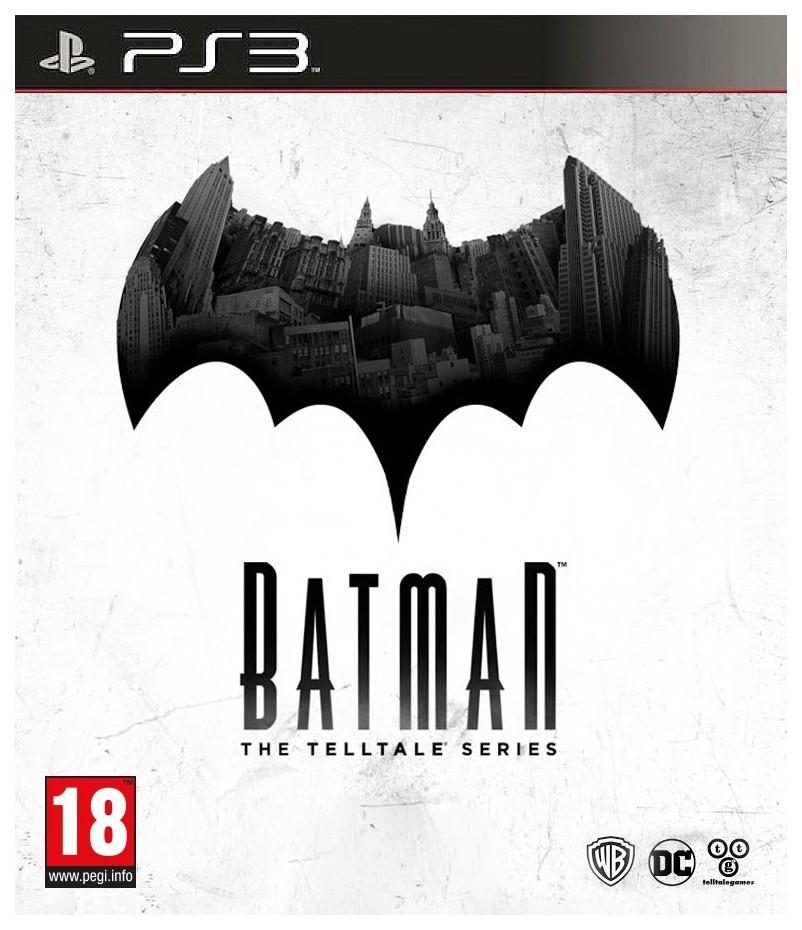 Игра Batman:The Telltale Series для PlayStation 3