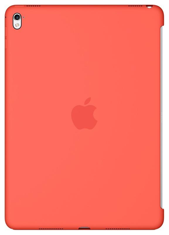 Чехол Apple Silicone Case для Apple iPad Pro 9.7 Orange (MM262ZM/A) фото