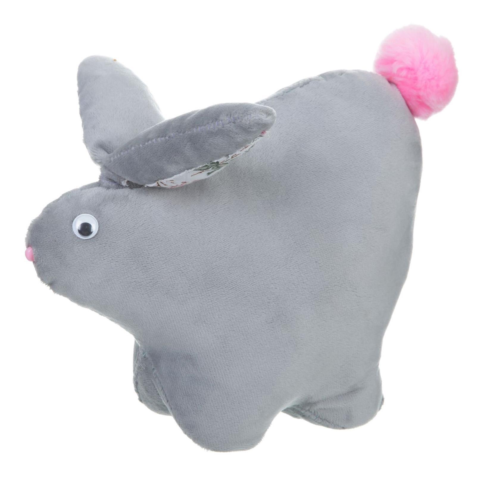 Купить Набор для творчества Bondibon шьем из плюша! игрушка своими руками. кролик, Рукоделие