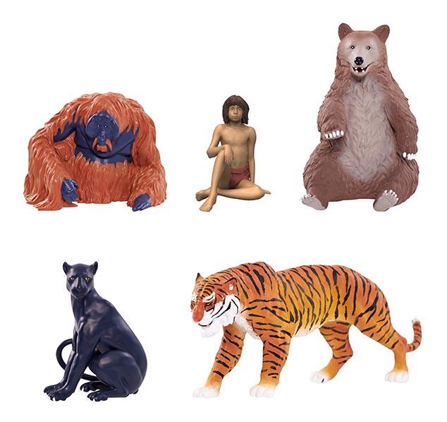 Купить Фигурки персонажей jungle book 23210, Игровые наборы