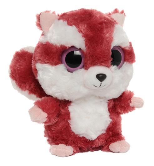 Мягкая игрушка Aurora Юху и его друзья 65-204 Красная белка, 20 см