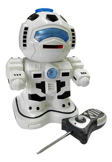 Купить Робот Вася, Робот вася р.у. 28см черный c-00059(tt333), ABtoys, Радиоуправляемые роботы
