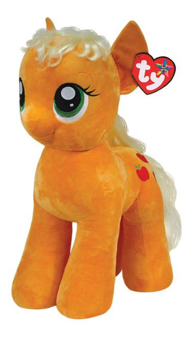Купить Мягкая игрушка TY My Little Pony Пони Apple Jack 70 cм, Мягкие игрушки персонажи