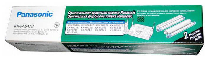 Термопленка Panasonic KX FA54A7