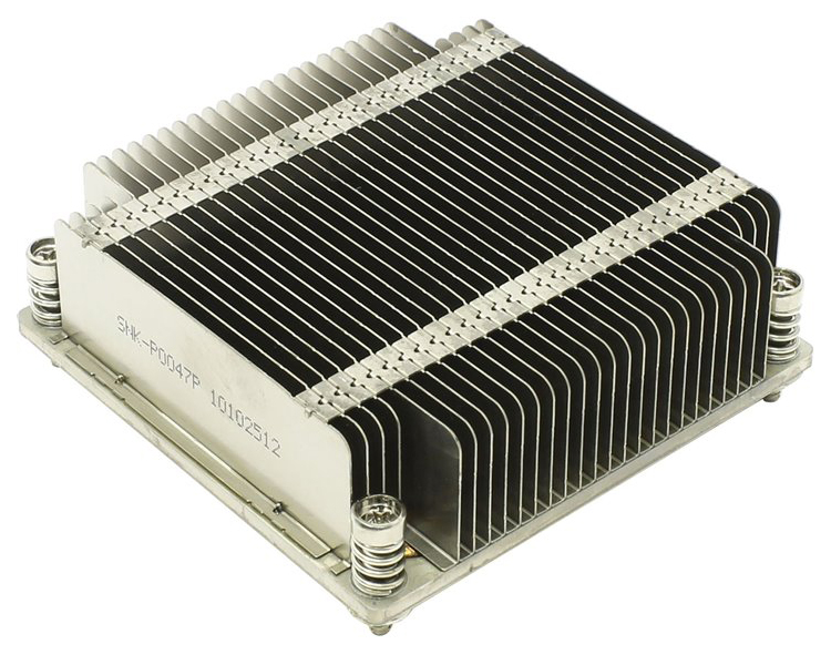 Кулер для процессора Supermicro SNK P0047P 1U