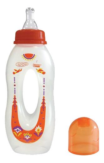 Детская бутылочка Lubby Бутылочка с соской 250 мл