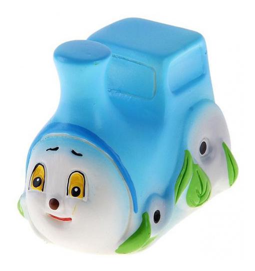 Игрушка для купания Игрушки Паровозик фото