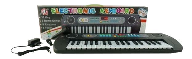 Купить Пианино игрушечное Shantou Электропианино с микрофоном, Shantou Gepai, Детские музыкальные инструменты