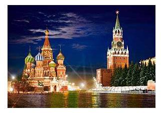 Пазл Castorland Красная площадь, Москва 1000 деталей