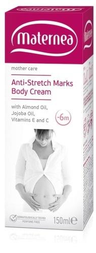 Крем от растяжек Materna Anti Stretch Marks