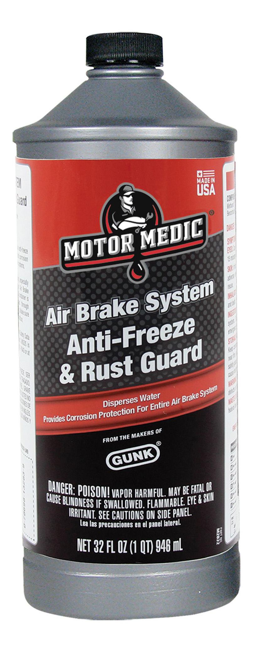 Антифриз GUNK Motor Medic Голубой Готовый антифриз
