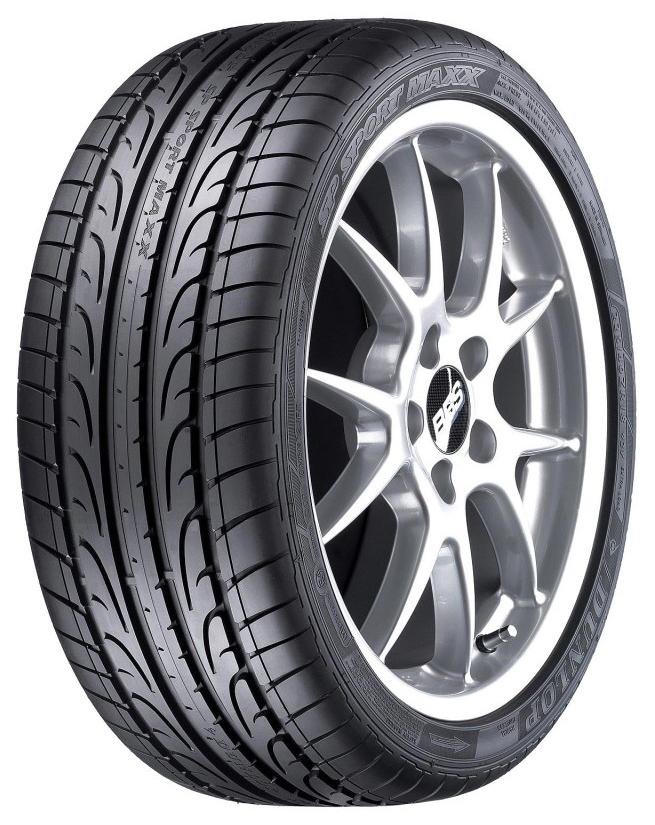 Шины Dunlop J SP Sport Maxx 275/40 R19 101Y, sP Sport Maxx